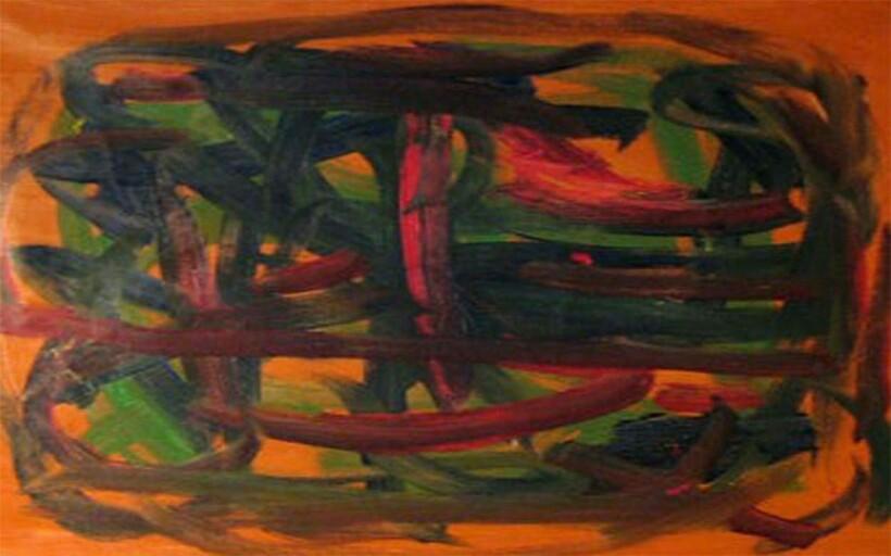 Картина Пьера Брассо