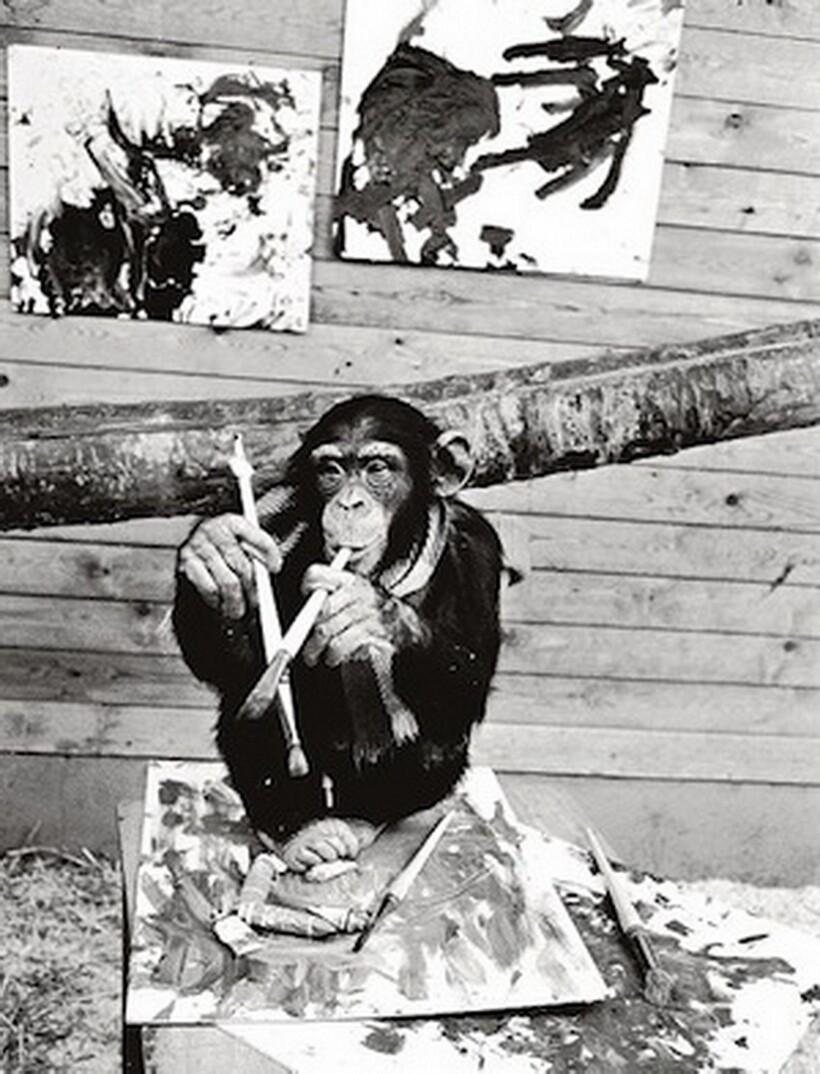 Пьер Брассо, он же обезьяна Питер