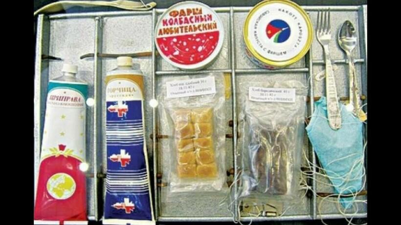 Тюбики — прошлый век: как космическая еда поменялась со времен СССР