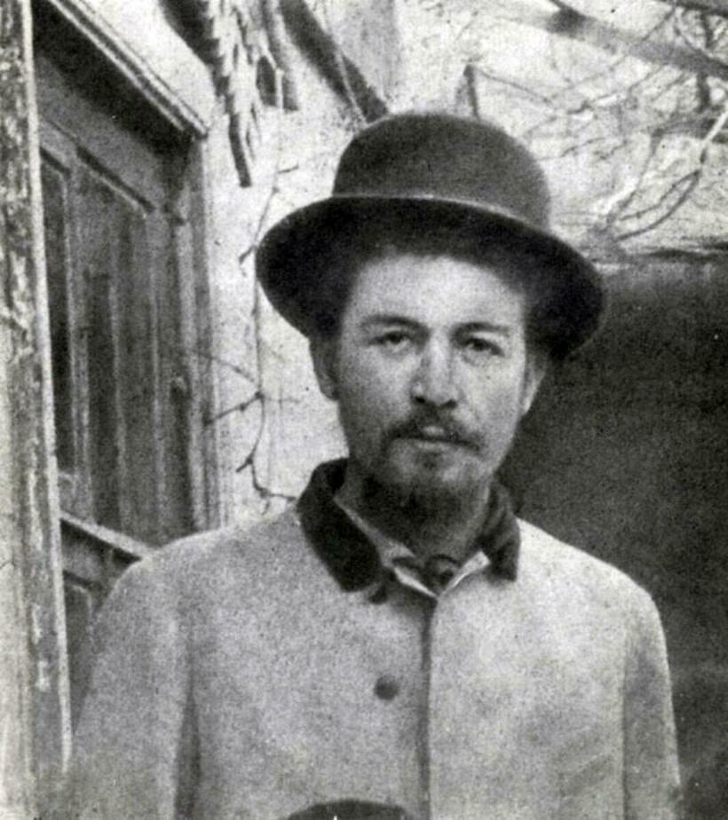 Антон Чехов в юности