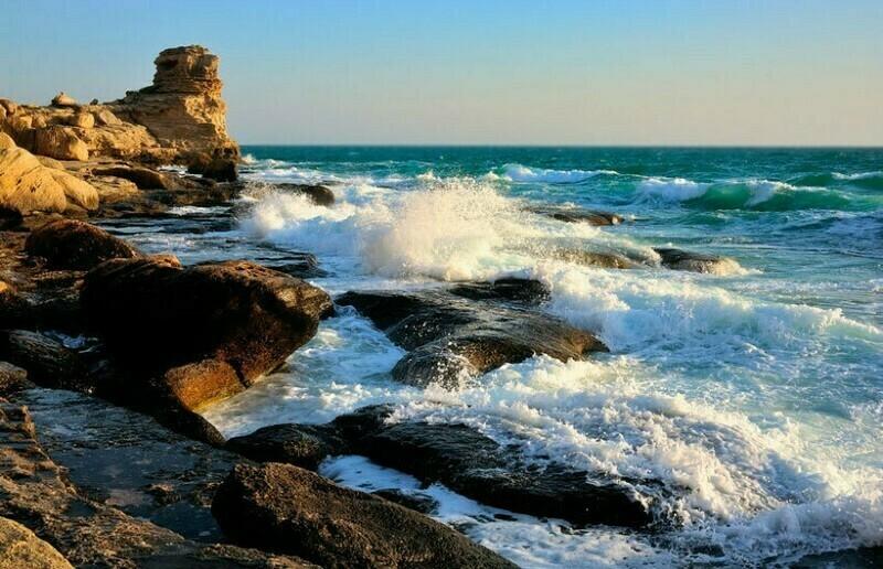 Если процесс пойдет дальше, то от Каспийского моря останется небольшое озеро