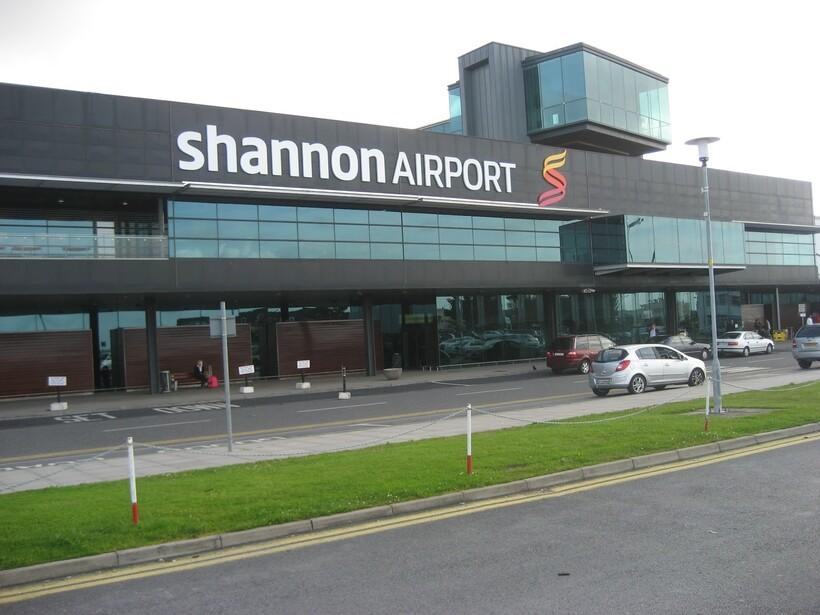 Аэропорт Шаннон