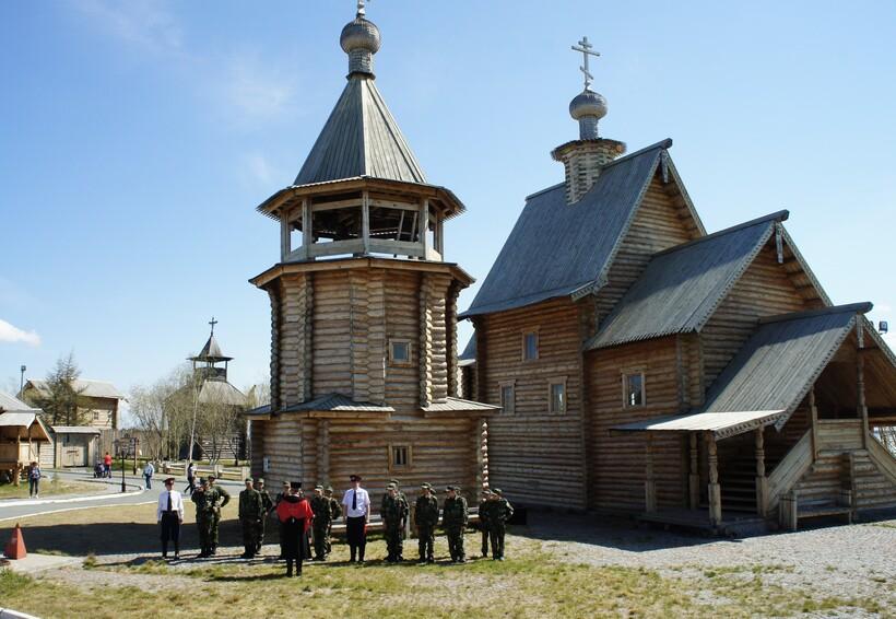 Казаки придерживаются православия