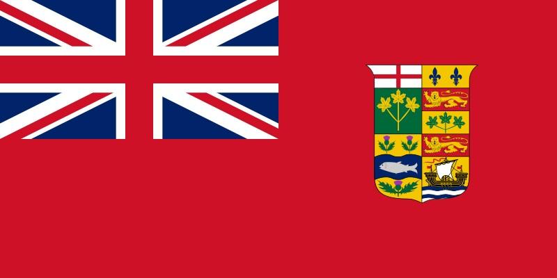 Четвертый флаг Канады