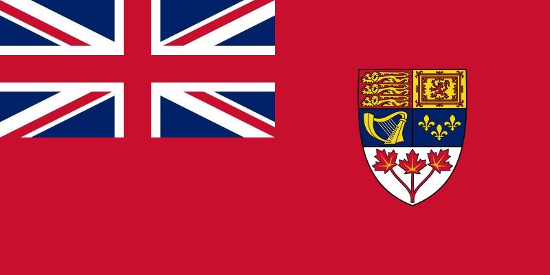 Пятый флаг Канады