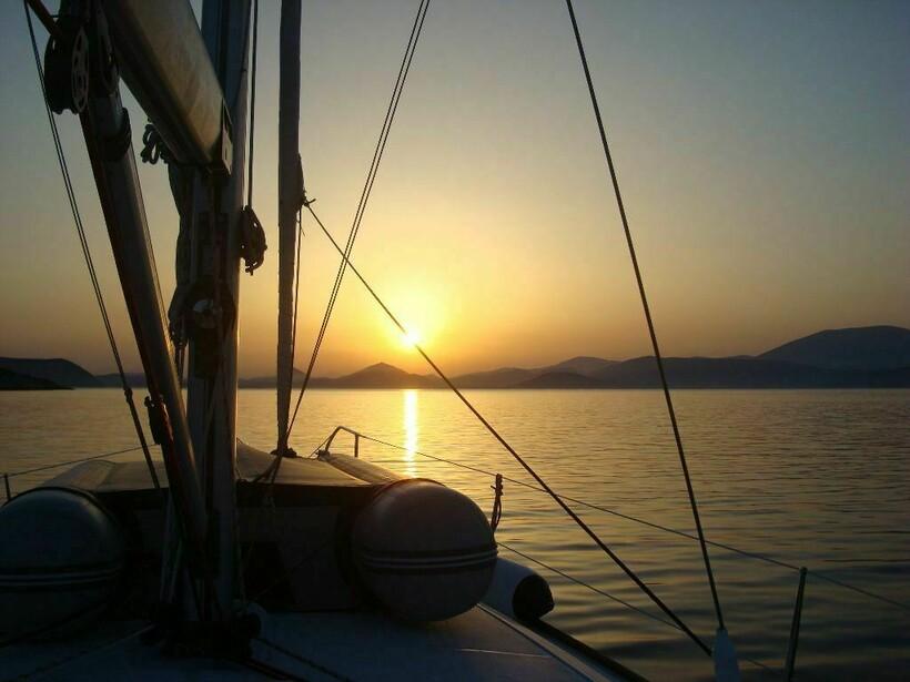 Отдых в море