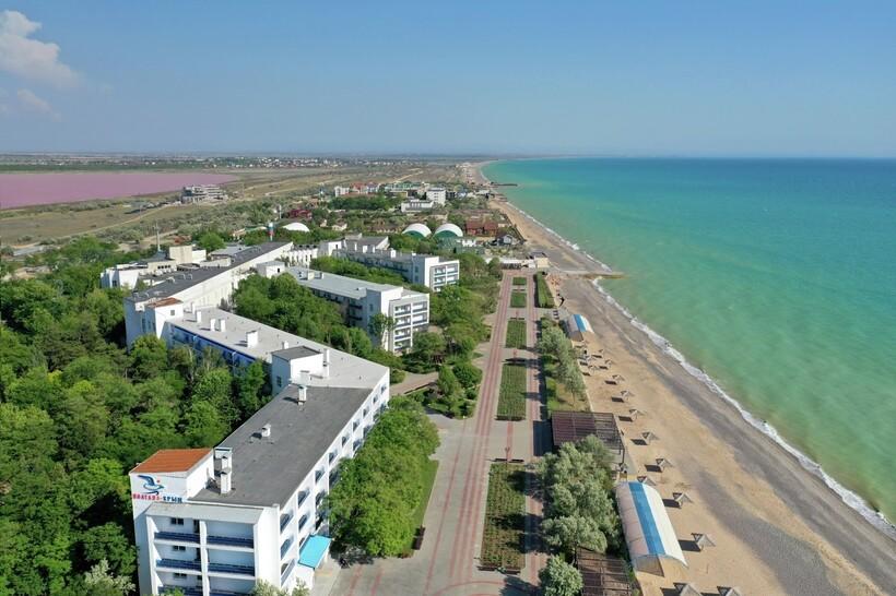 Саки, Крым