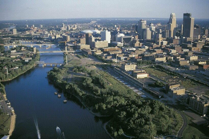 Миннесота, США