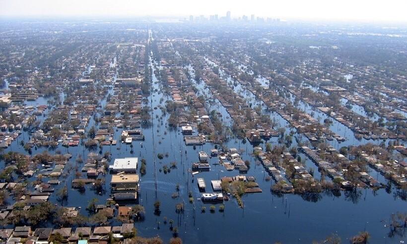 Потоп на Миссисипи