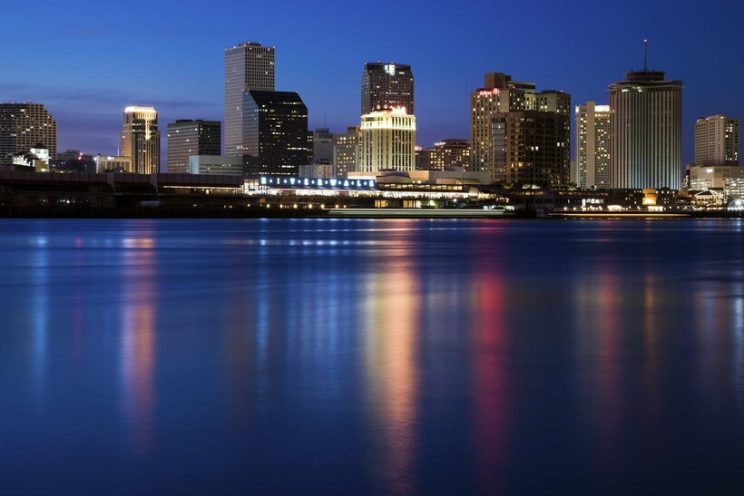 Новый Орлеан, США