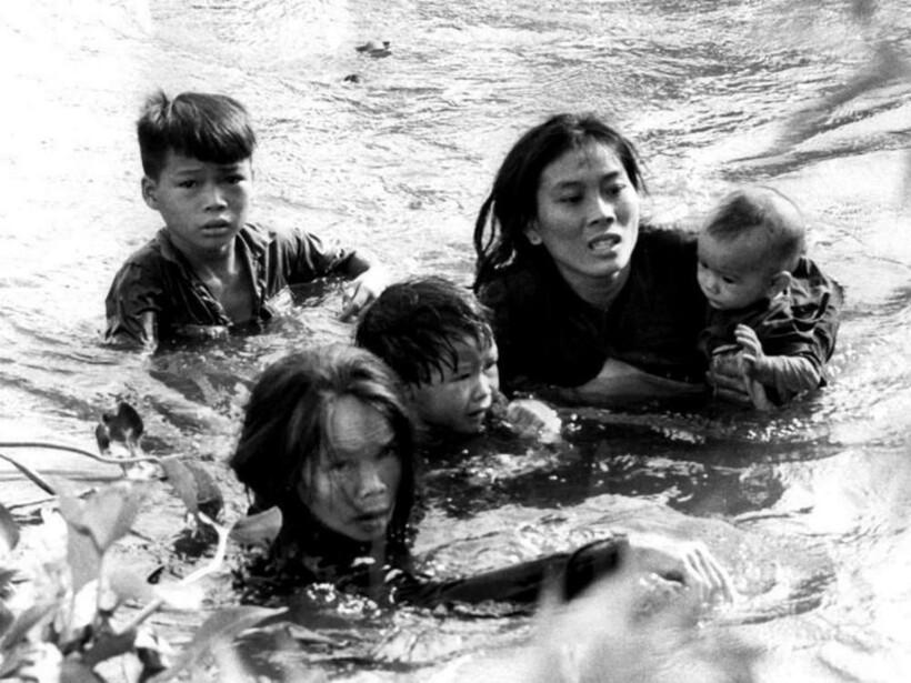 9 снимков, получивших Пулитцеровскую премию, за каждым из которых — печальная история
