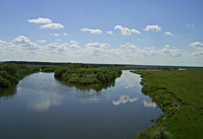 Мокша в Пензенской области