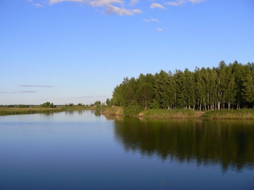 Чистые воды Мокши