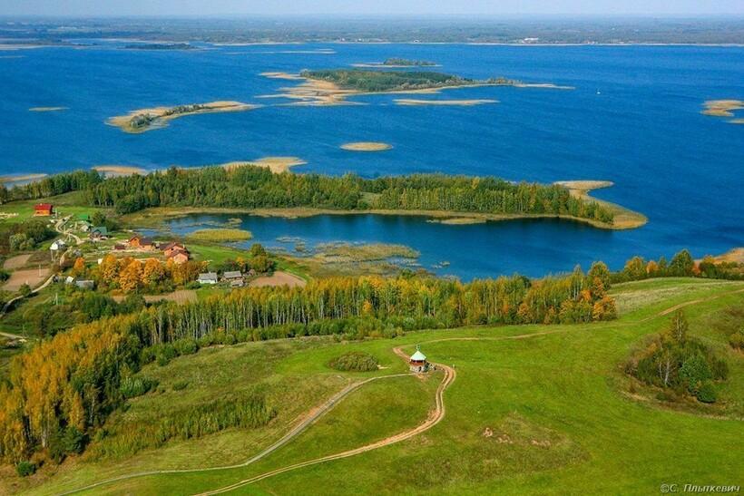 Браславская группа озер