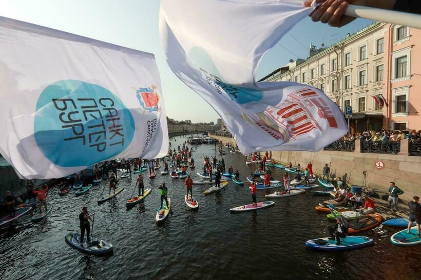 Всемирный день туризма в России