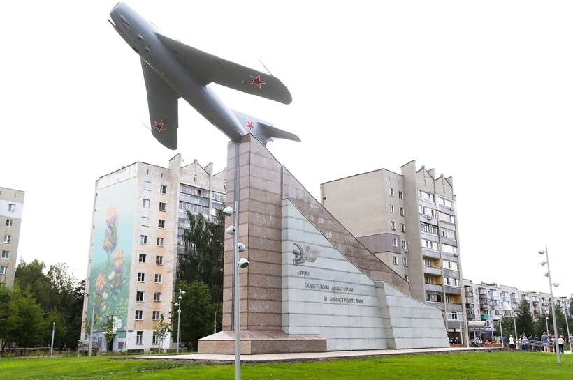 Московский район Нижнего Новгорода