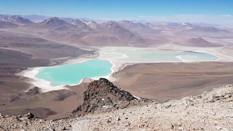 Озера Боливии