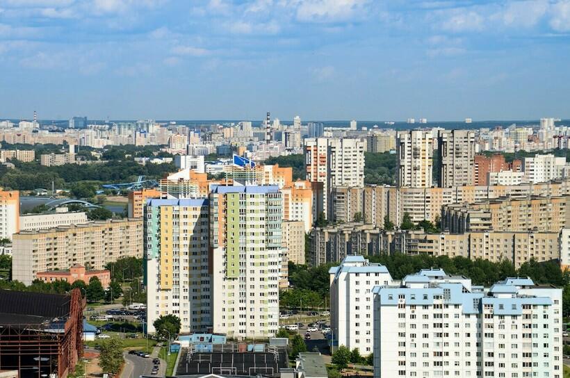Спальный район Московский