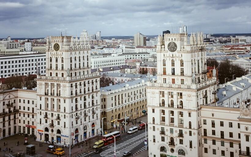 Минская привокзальная площадь