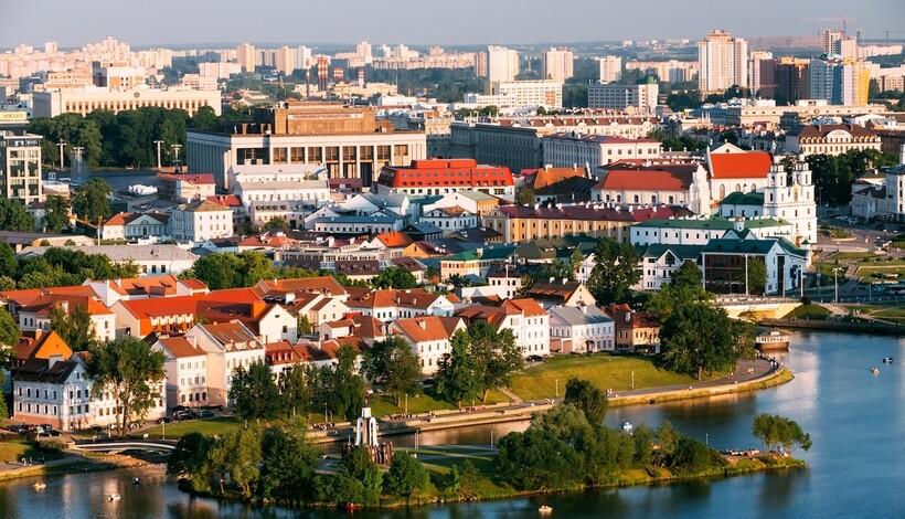 Историческая часть Минска