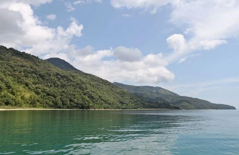 Танганьика и её берега