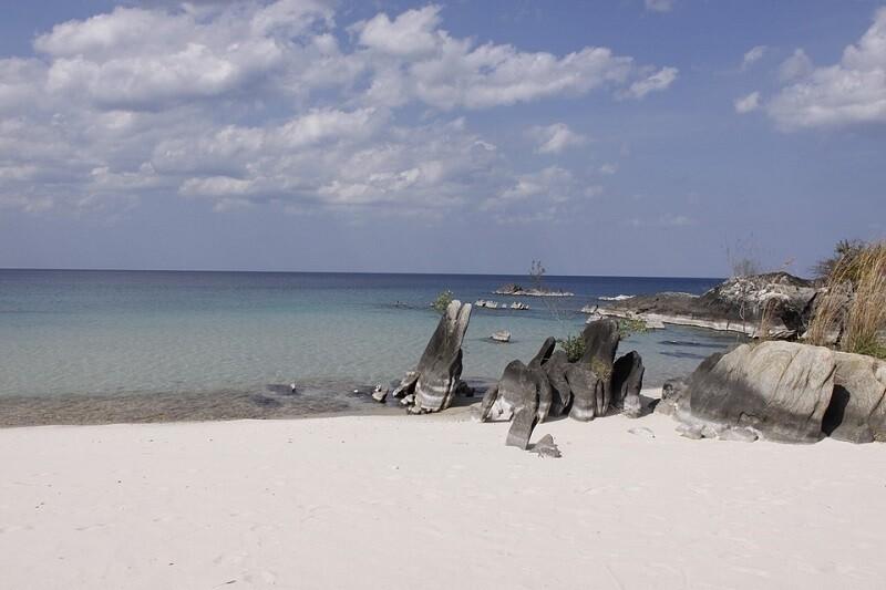 Озеро Ньяса имеет чистую воду