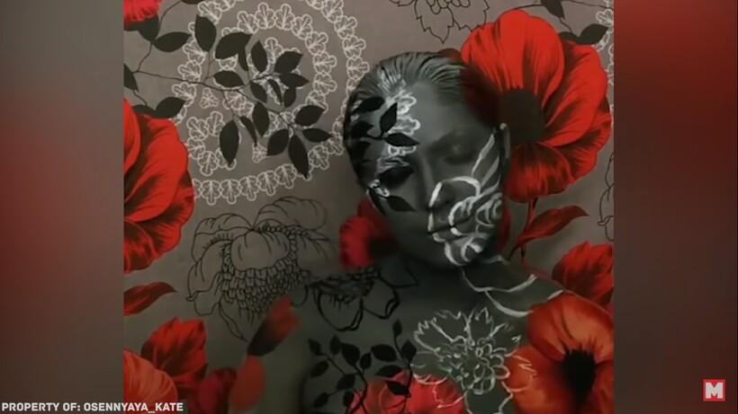Видео: Как изменилась 93-летняя женщина после макияжа — удивительные работы визажистов