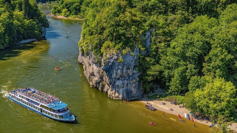 Средний Дунай