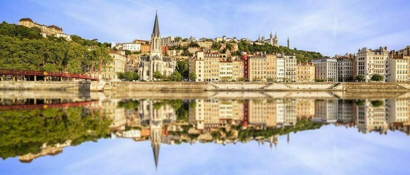 Самая полноводная река Франции