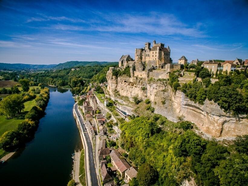 Речной туризм во Франции