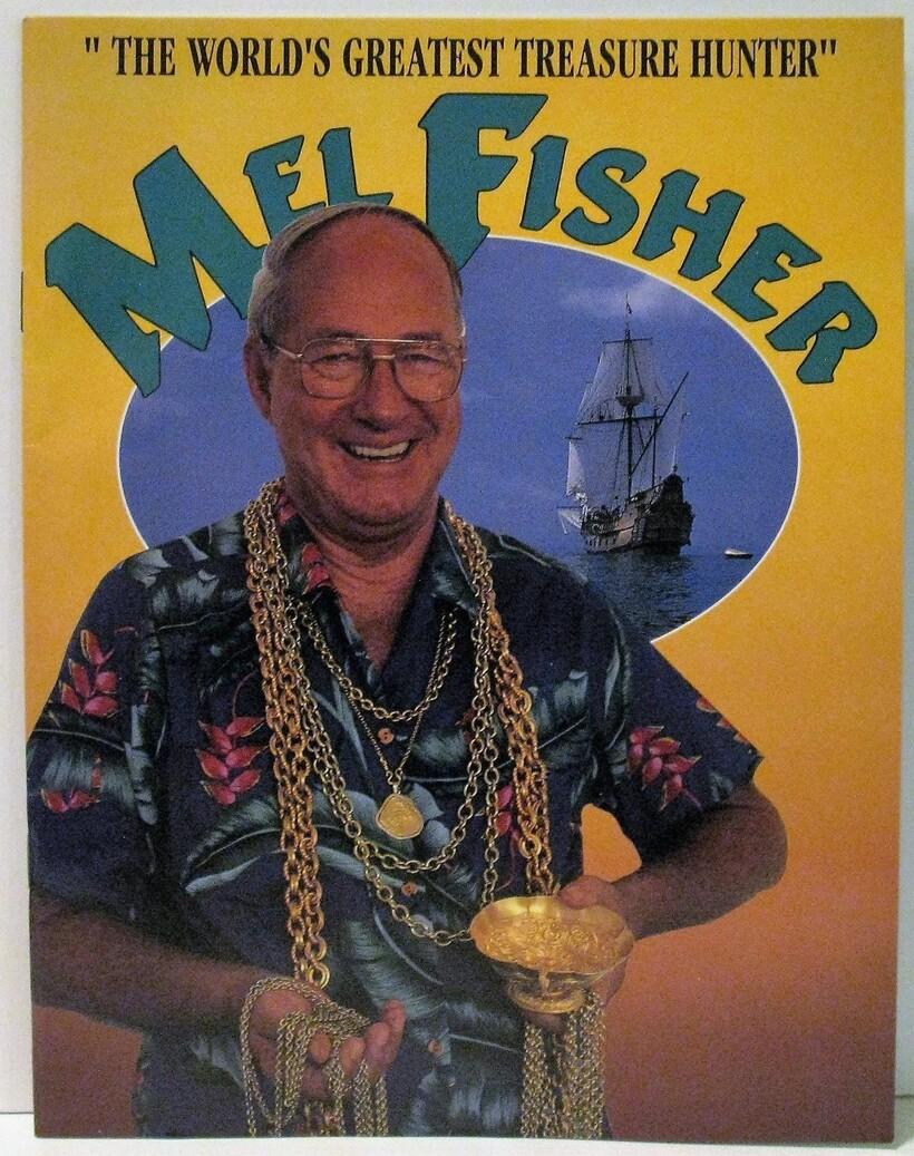 После своей находки Фишер стал баснословно богат, но по-прежнему винил себя в произошедшей трагедии