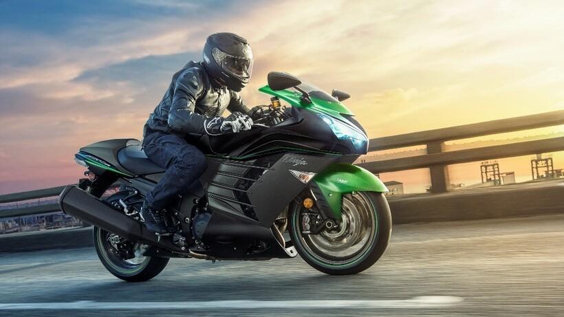 Второе место среди серийных мотоциклов