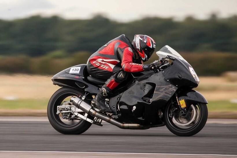 Первое место среди серийных мотоциклов