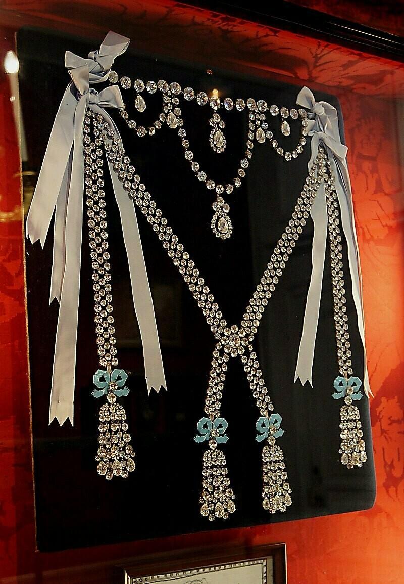 То самое ожерелье, изначально изготовленное для фаворитки