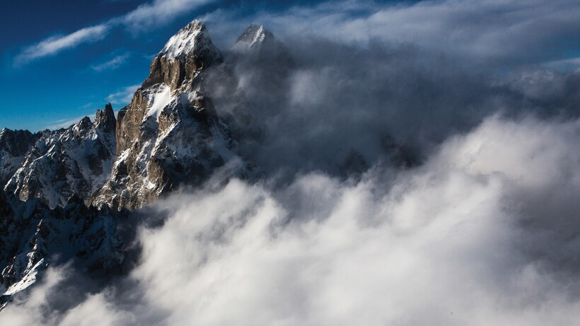 Климат горы Ушба