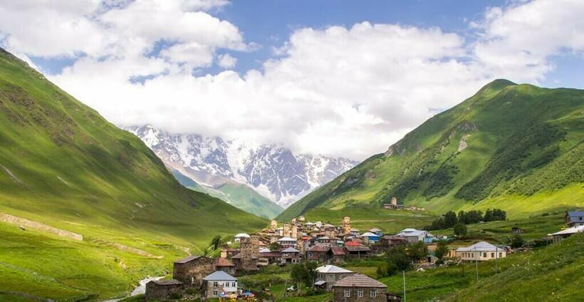 Село Чажаши