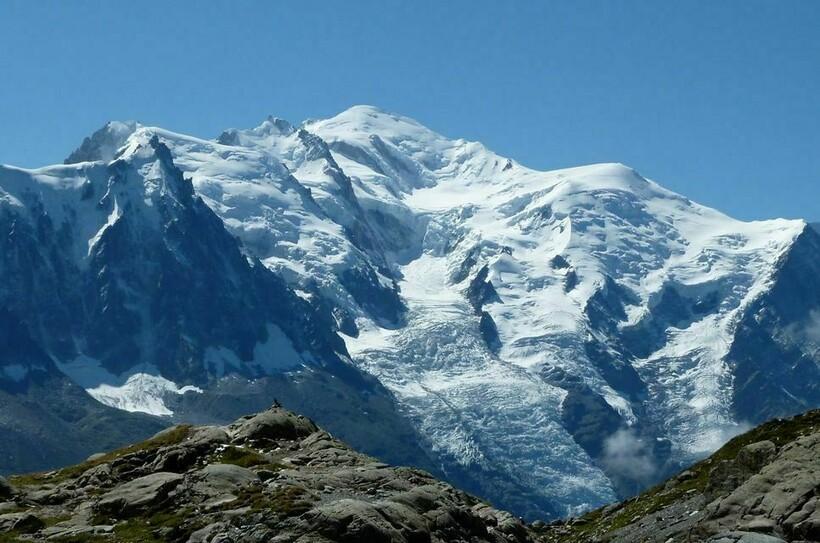Гора Монте-Роза