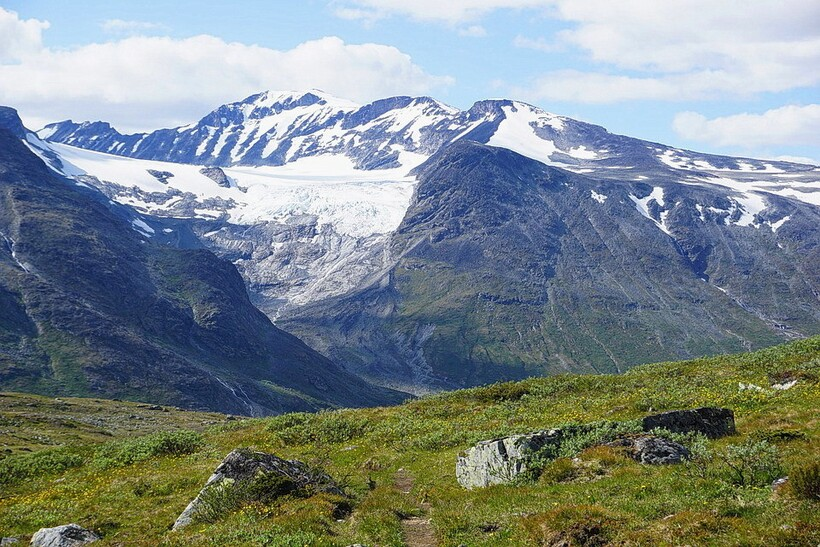Панорама горы Галлхёпигген