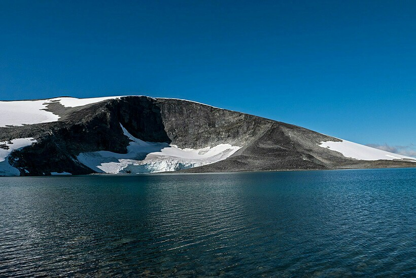 Озеро Ювватнет