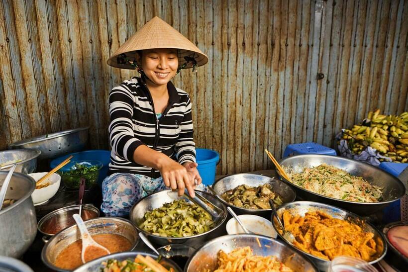 Контролируйте расходы на уличную еду