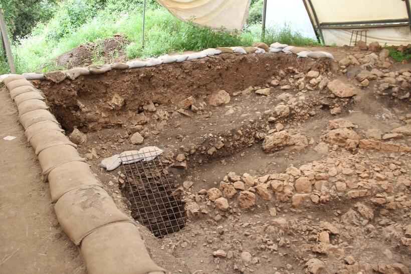 Археологические находки в Кармеле