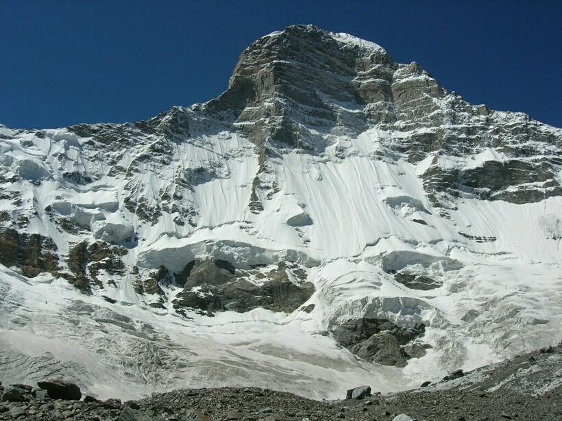 Вершины Шахдаринского хребта