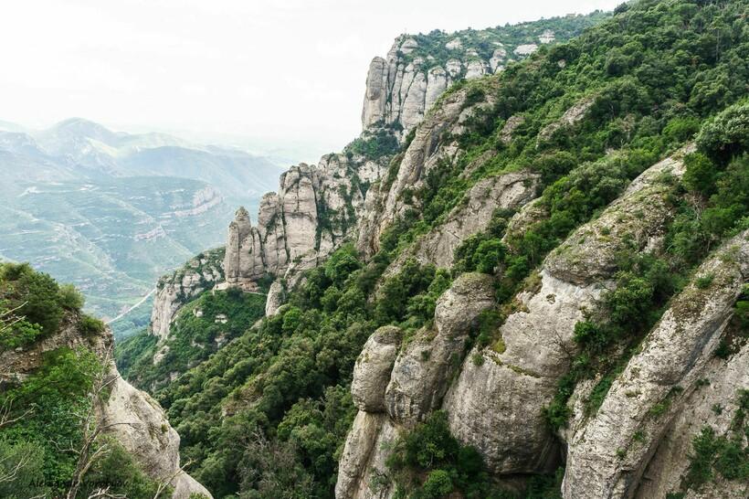 Вершины Монсеррата