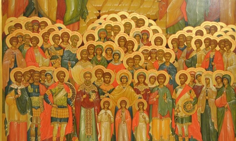Пантеон святых очень широк, а значит, в их жизнеописаниях может встречаться много ценной информации и помимо климатической