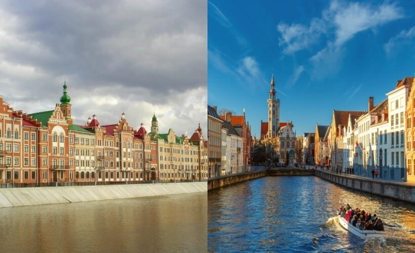 Зарубежные пейзажи в России: 7 мест, которые напоминают другие страны