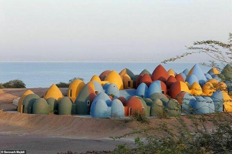 Как выглядит и что предлагает почти мультяшный курорт Маджара