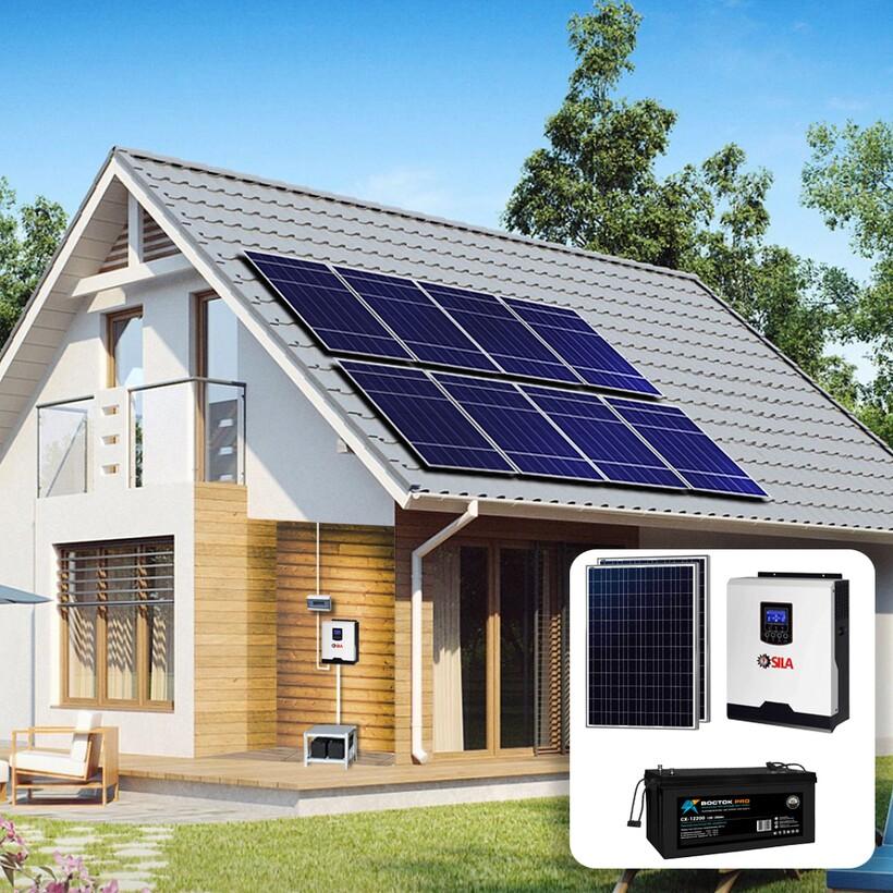 Солнечные батареи могут быть вредны для окружающей среды, но они очень эффективны в солнечном регионе