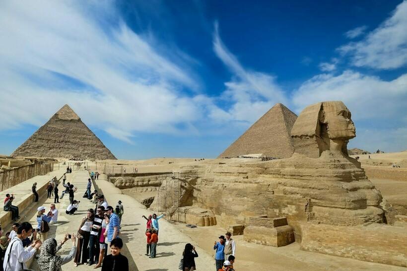 Приход нового фараона мог означать смену идеологии государства
