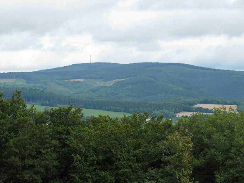 Гора Мон-о-Фолен