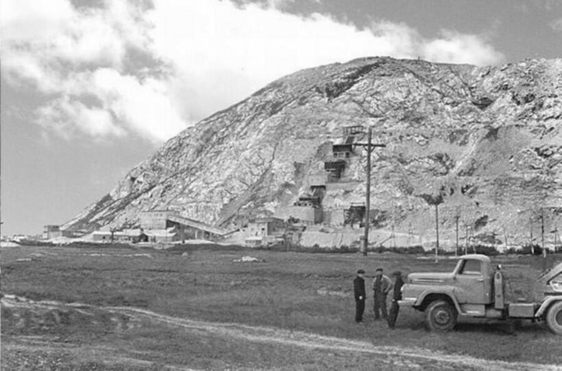 Гора Шахтау